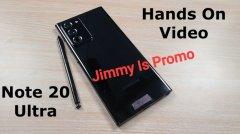 爆料人分享Note 20 Ultra真机上手 相机功能