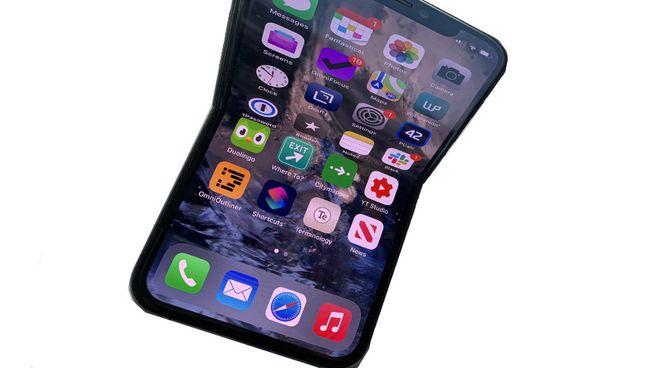 传两款折叠屏iPhone样机已通过耐用性质量