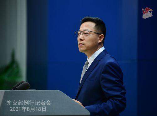 美反华议员呼吁美国禁用Tiktok,外交部回应